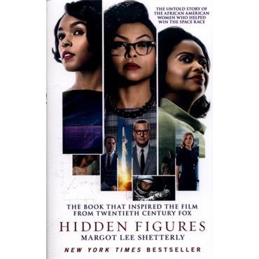 HIDDEN FIGURES FILM TIE IN
