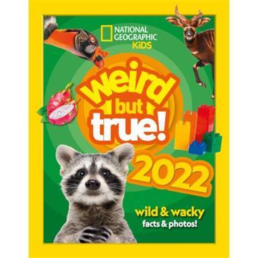 WEIRD BUT TRUE 2022 H/B