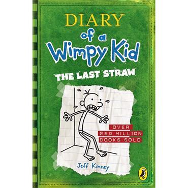 DIARY OF A WIMPY KID THE LAST STRAW BO