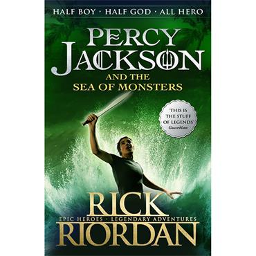 PERCY JACKSON & THE SEA OF MONSTERS 2