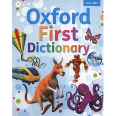 OXFORD FIRST DICTIONARY P/B
