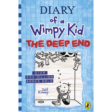 Diary of a Wimpy Kid: The Deep End