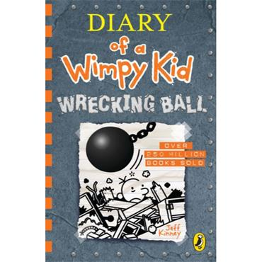 DIARY OF A WIMPY KID WRECKING BALL P/B