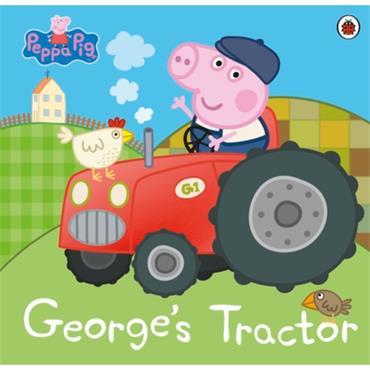 PEPPA PIG GEORGES TRACTOR