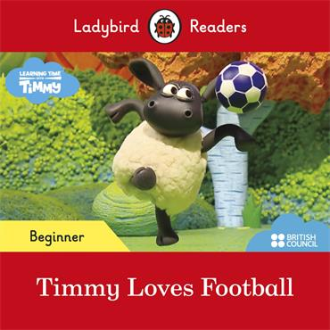 FIRST WORDS WITH TIMMY/TIMMY LOVES FOOTB