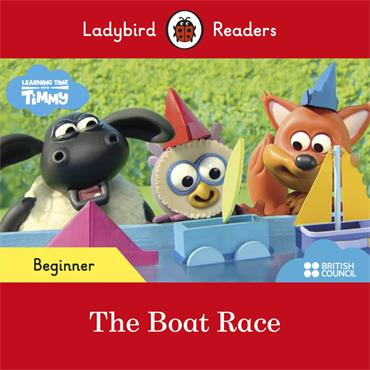 FIRST WORDS WITH TIMMY THE BOAT RACE