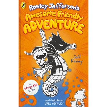 ROWLEY JEFFERSONS AWESOME FRIENDLY ADVENTURE H/B