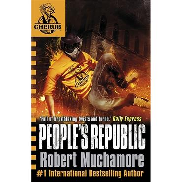 CHERUB 13 PEOPLES REPUBLIC