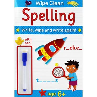 WIPE CLEAN WITH PEN 6+ Selling