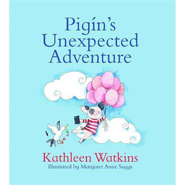 Pigins Unexpected Adventure H/B