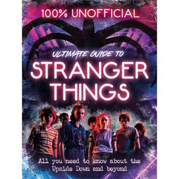 100% UNOFFICIAL STRANGER THINGS H/B