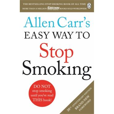 ALLEN CARRS EASY WAY TO STOP SMOKING