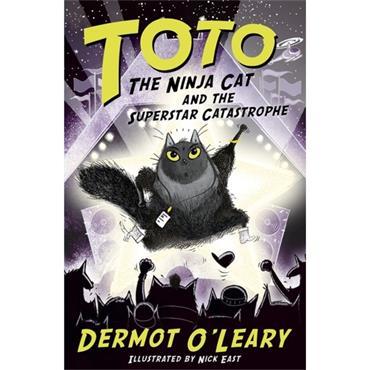 TOTO THE NINJA CAT/SUPERSTAR CATASTROPHE