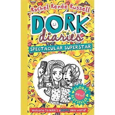 #DORK DIARIES SPECTACULAR SUPERSTAR