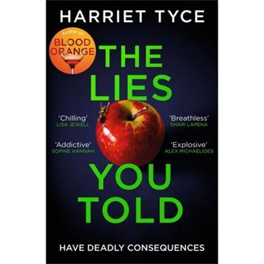 LIES YOU TOLD P/B