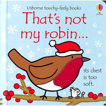 THATS NOT MY ROBIN
