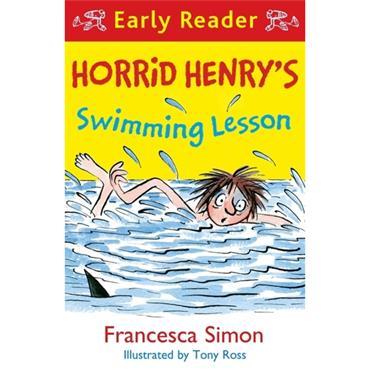 HORRID HENRYS SWIMMING LESSON