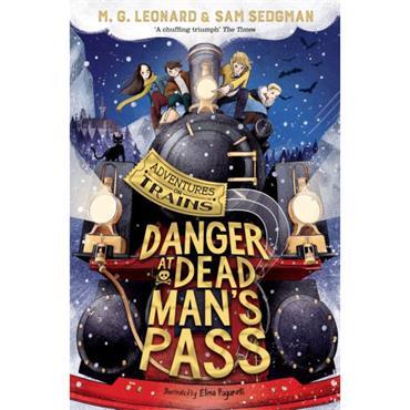 DANGER AT DEAD MANS PASS P/B