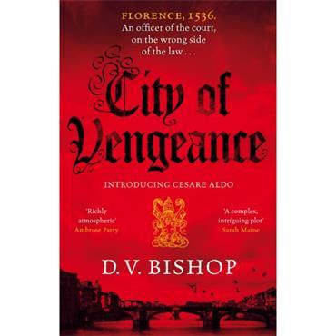 CITY OF VENGEANCE TPB
