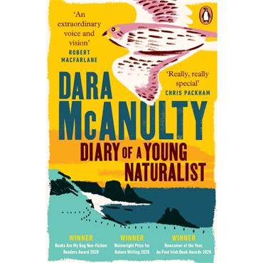 DIARY OF A YOUNG NATURALIST P/B