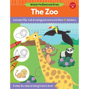 WATCH ME READ AND DRAW THE ZOO