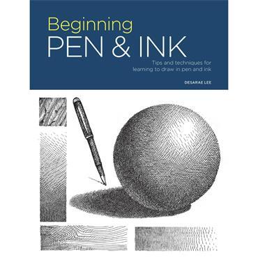 PORTFOLIO BEGINNING PEN AND INK