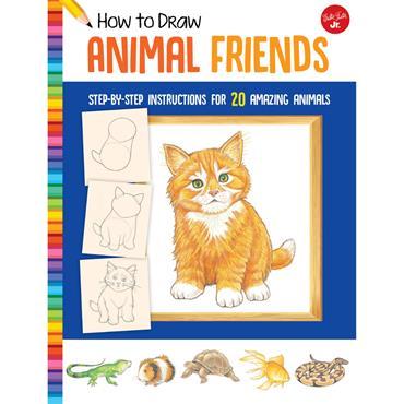 WF - How To Draw | Animal Friends