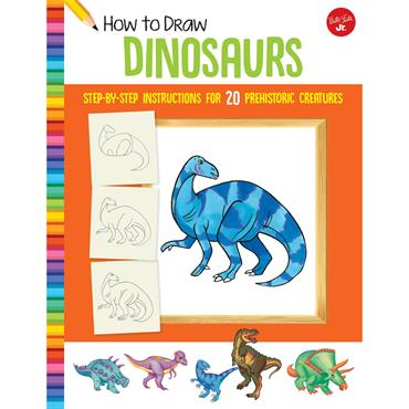 WF - How To Draw | Dinosaurs