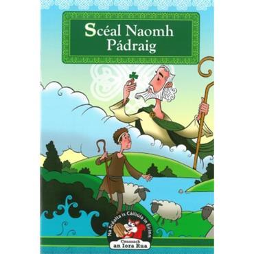 SCEAL NAOMH PADRAIG P/B