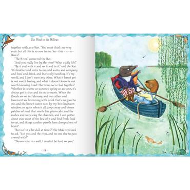 CLASSIC WIND IN THE WILLOWS