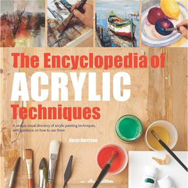 SP - 5 The Encyclopedia of Acrylic Techniques