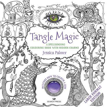 Tangle Magic large format