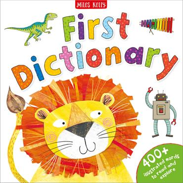 FIRST DICTIONARY NEW COVER