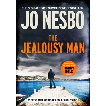 JEALOUSY MAN AND OTHER STORIES TPB