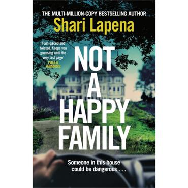 NOT A HAPPY FAMILY TPB