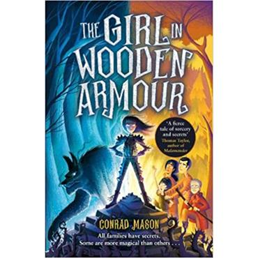 GIRL IN WOODEN ARMOUR P/B