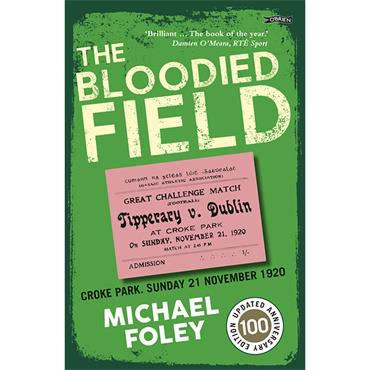 BLOODIED FIELD CROKE PARK SUNDAY 21 NOVE