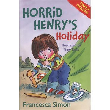 HORRID HENRYS HOLIDAY