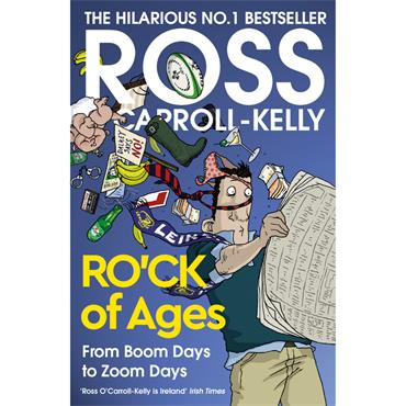 ROCK OF AGES TPB