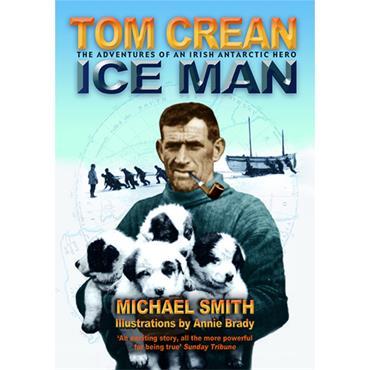 TOM CREAN - ICE MAN