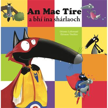 an mac tire a bhi ina shaarlaoch