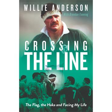 WILLIE ANDERSON CROSSING THE LINE H/B