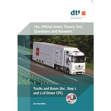 DRIVER THEORY TEST (FS) BK TRUCK & BUS CPC GUIDE 2