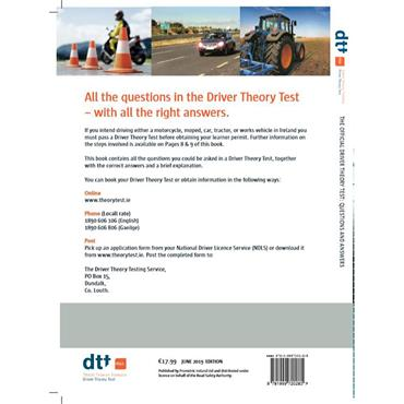 Driver Theory Book Car June 2019