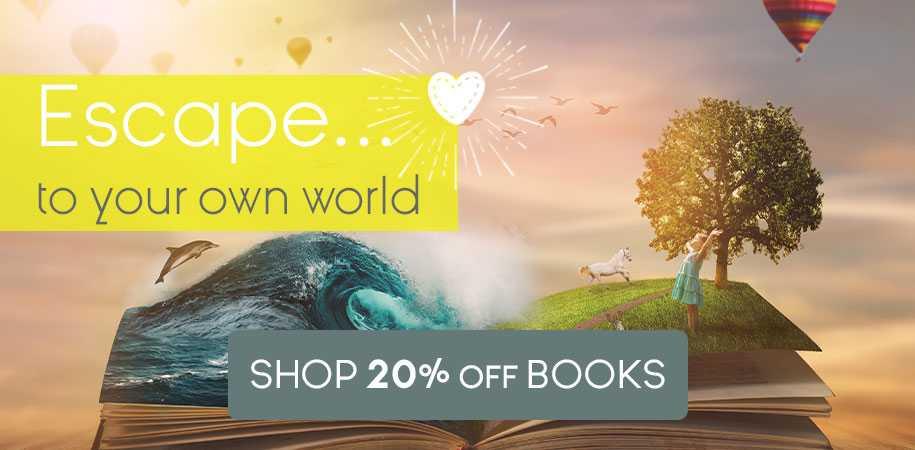 Shop 20% Off Books