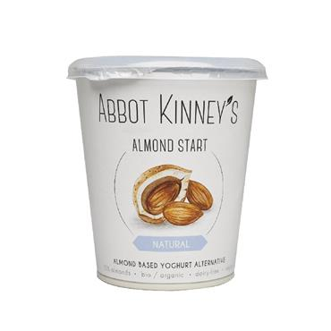 Abbot Almond Natural Yoghurt 400ml