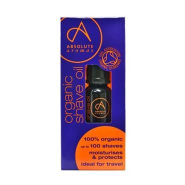 Absolute Aromas Organic Shaving Oil