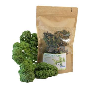 AK Real Crunch Kale Crisps 35g