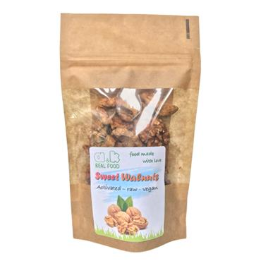 AK Real Food Sweet Walnuts 60g