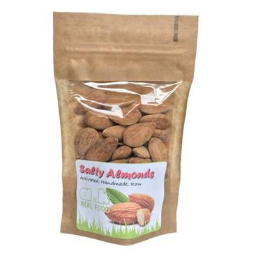 AK Real Food Salty Almonds 40g